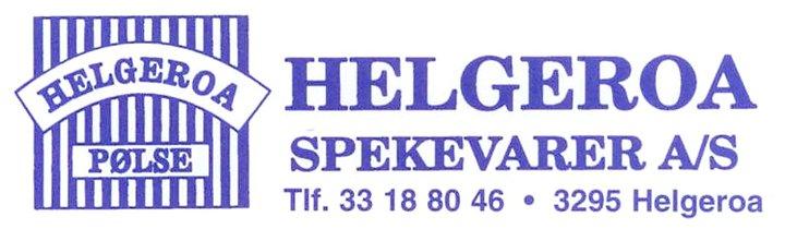 Helgeroa Spekevarer